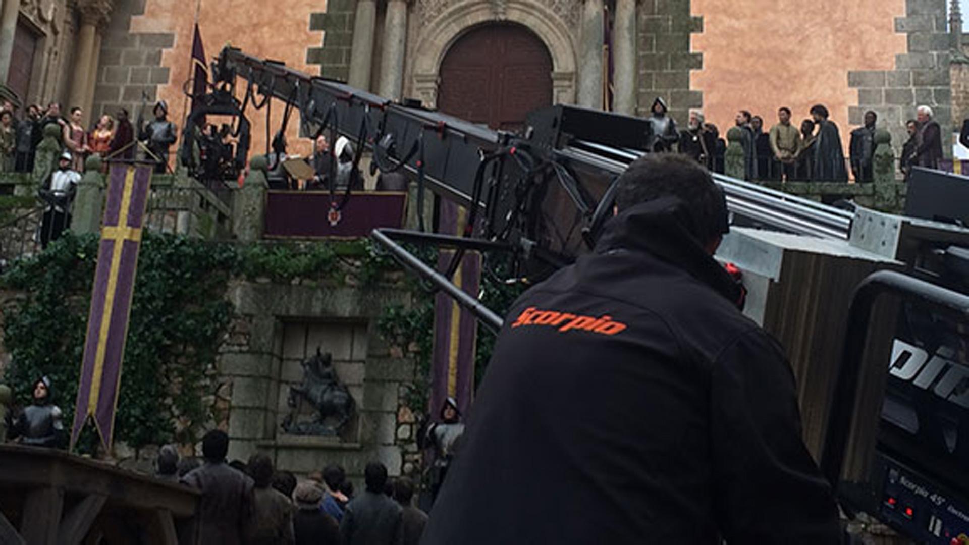 Ayudas a la producción cinematográfica 2019