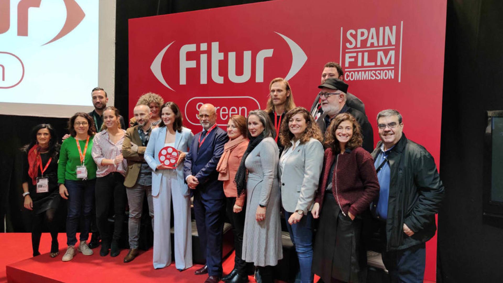 Valoración positiva de la participación de Extremadura Audiovisual y Extremadura Film Commission en Fitur Screen