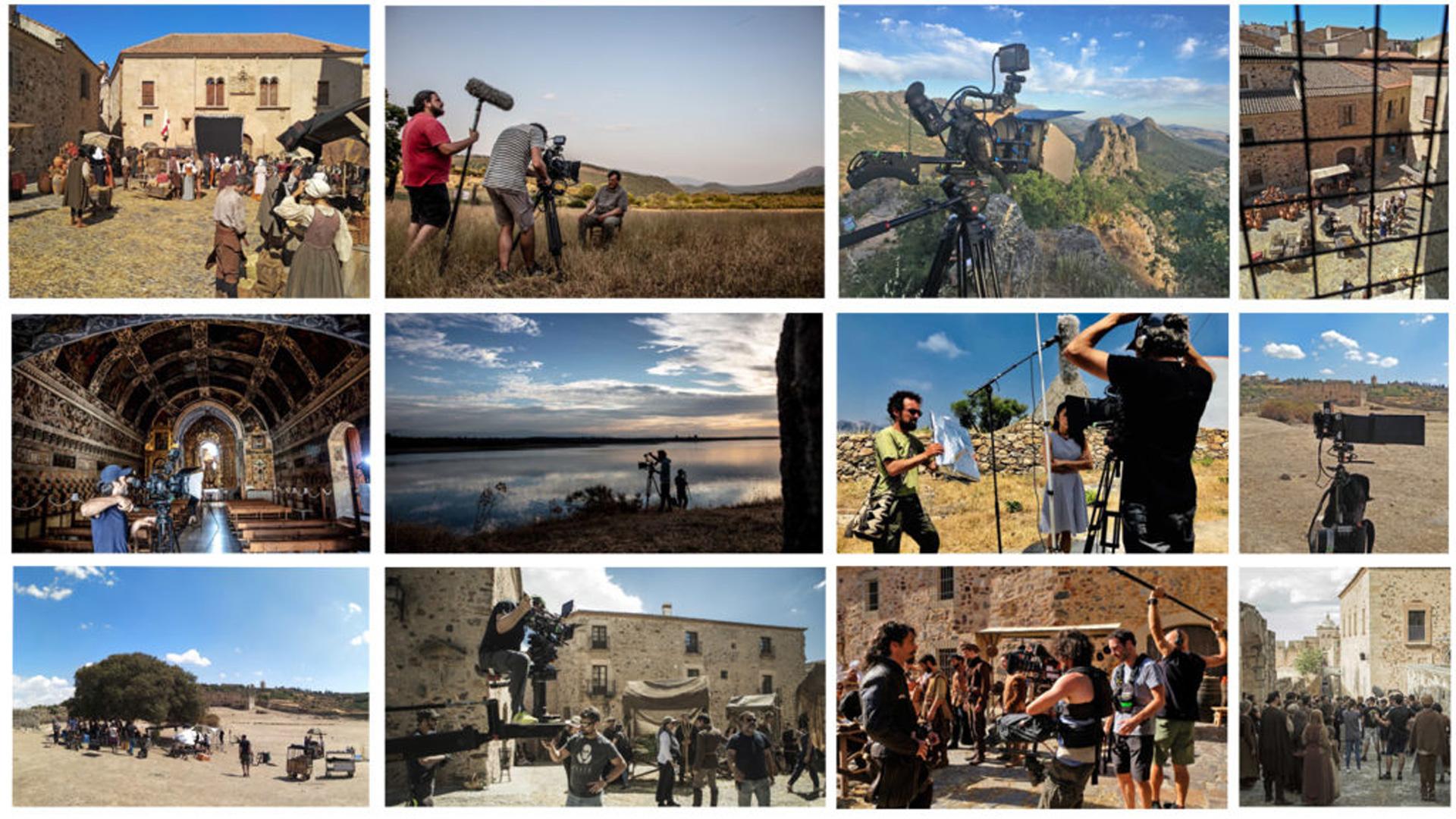 La Conserjería de Cultura, Turismo y Deportes convoca las ayudas destinadas a la producción de cortometrajes en 2020