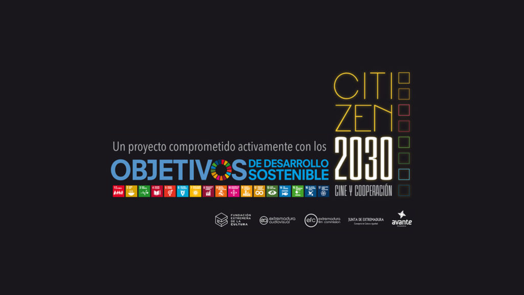 """El proyecto cine y cooperación para el desarrollo """"Citizen 2030"""""""