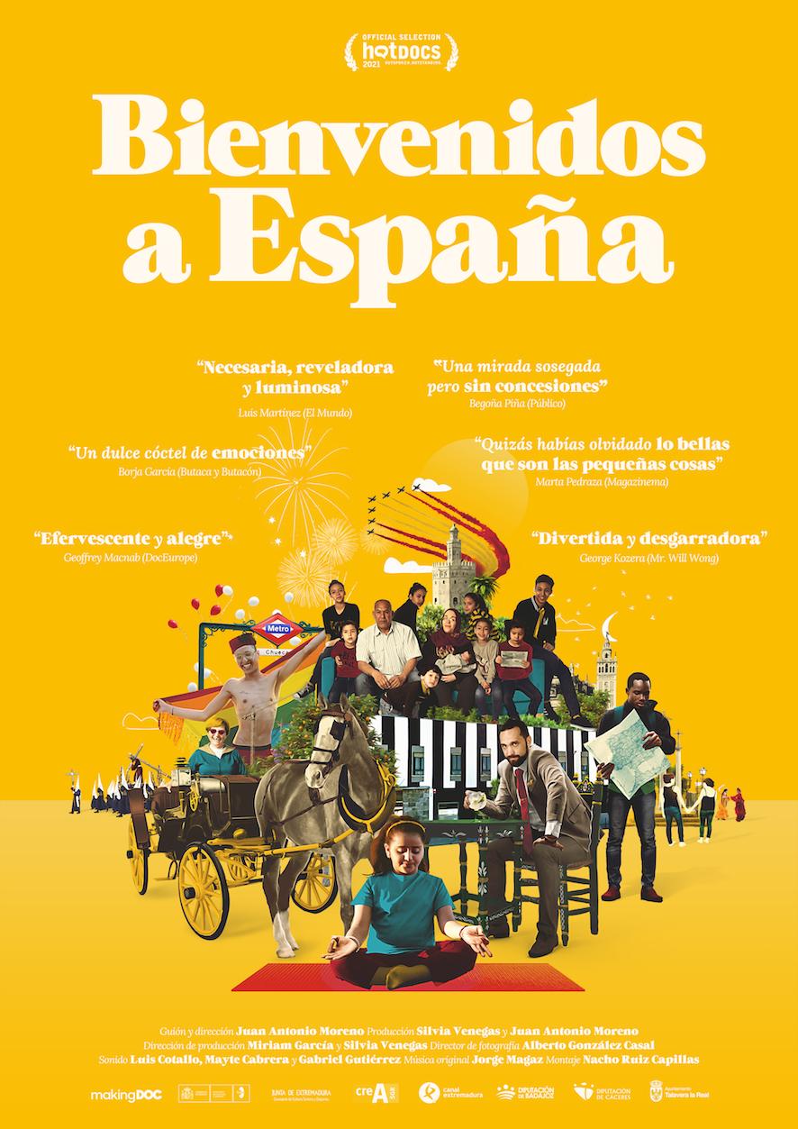"""Llega el trailer de """"Bienvenidos a España"""", de Juan Antonio Moreno que se estrena el próximo 18 de junio"""