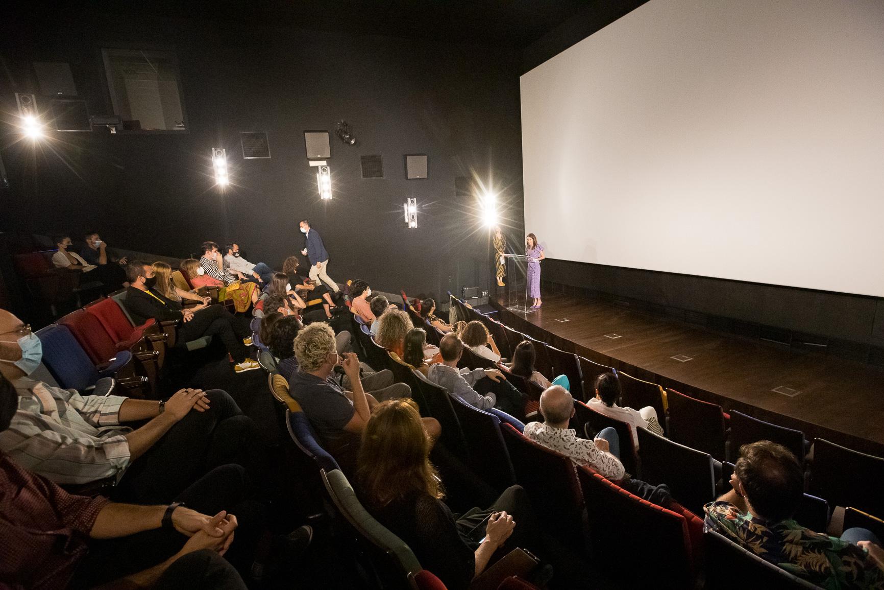 Extremadura Audiovisual brilla en la Academia de Cine