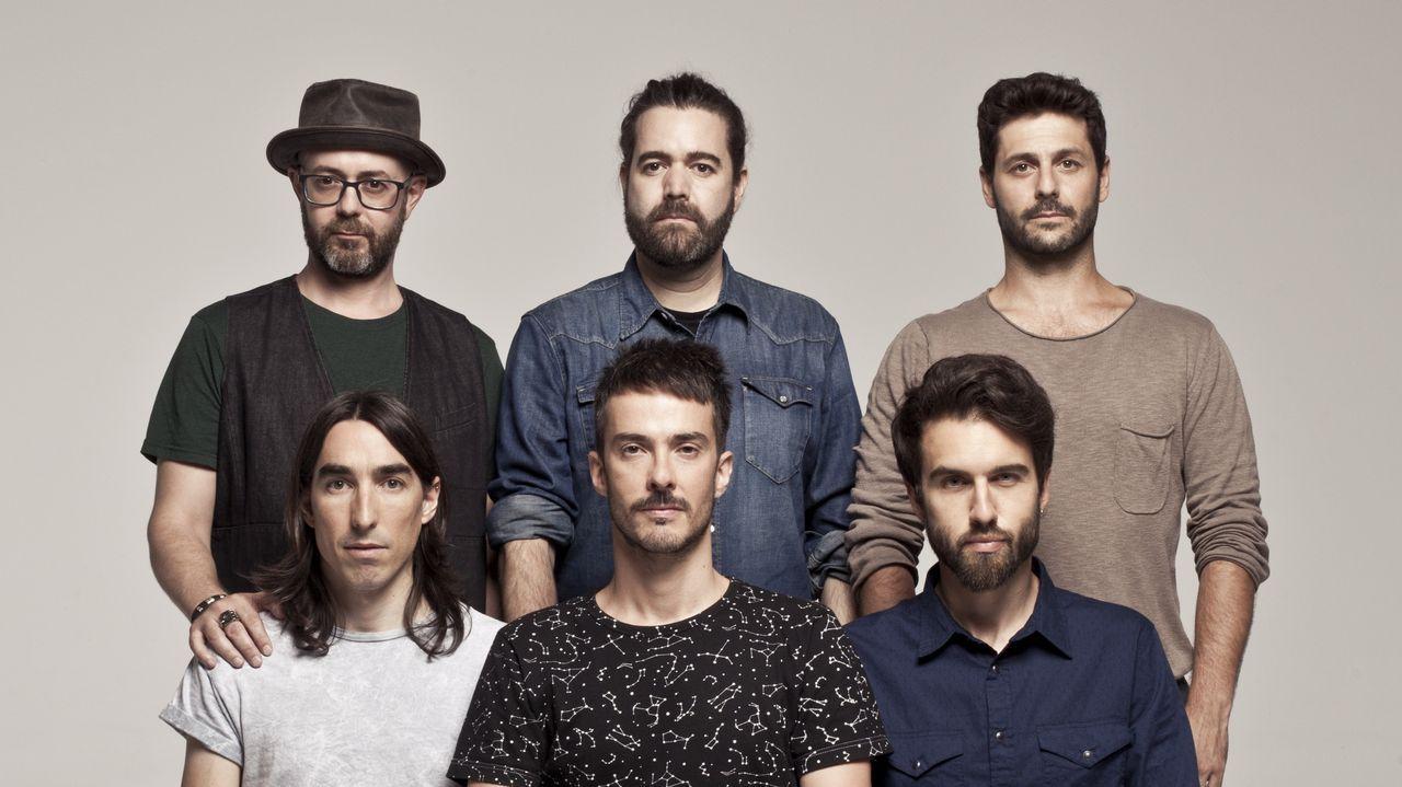 Vetusta Morla elige Extremadura como escenario para su último videoclip